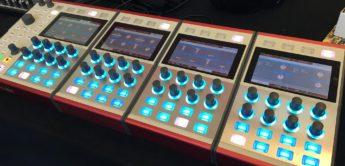 Superbooth 18: Dasz Instruments Alex, Music Performance System