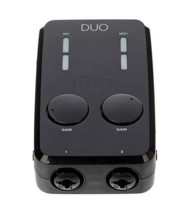 iRig Pro Duo - Front