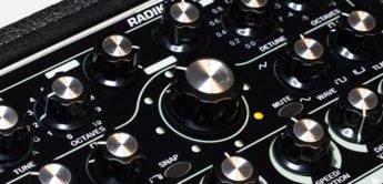 Top News: Radikal Technologies Swarm Oscillator RT 311