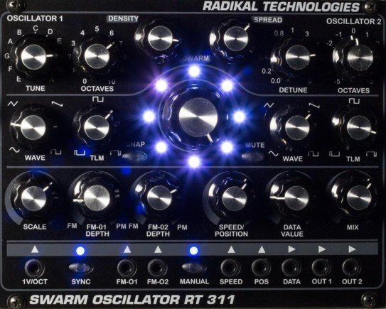 swarm oscillator rt 311 - front