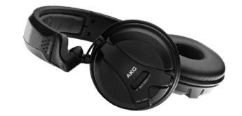 Test: AKG K181 DJ UE, DJ-Kopfhörer
