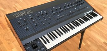 DOC ANALOG: Oberheim OB-Xa Refurbished