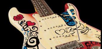 Test: Vintage V6MRHDX Summer of Love, E-Gitarre