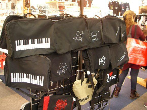 Bags für Keyboarder