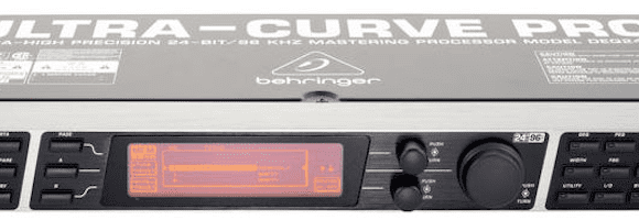 Behringer Ultracurve Pro DEQ 2496