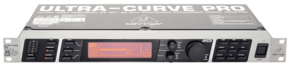 Behringer Ultracurve Pro DEQ 2496 - Front