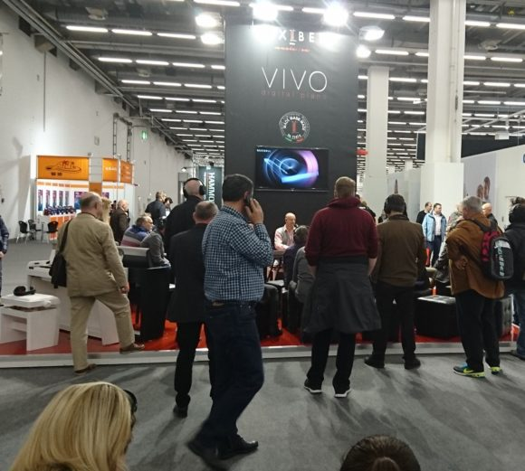 Der Dexibell Messestand mit der Vivo Präsentation