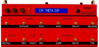 Test: ISP Technologies Theta Pro DSP, Multieffektgerät für Gitarre