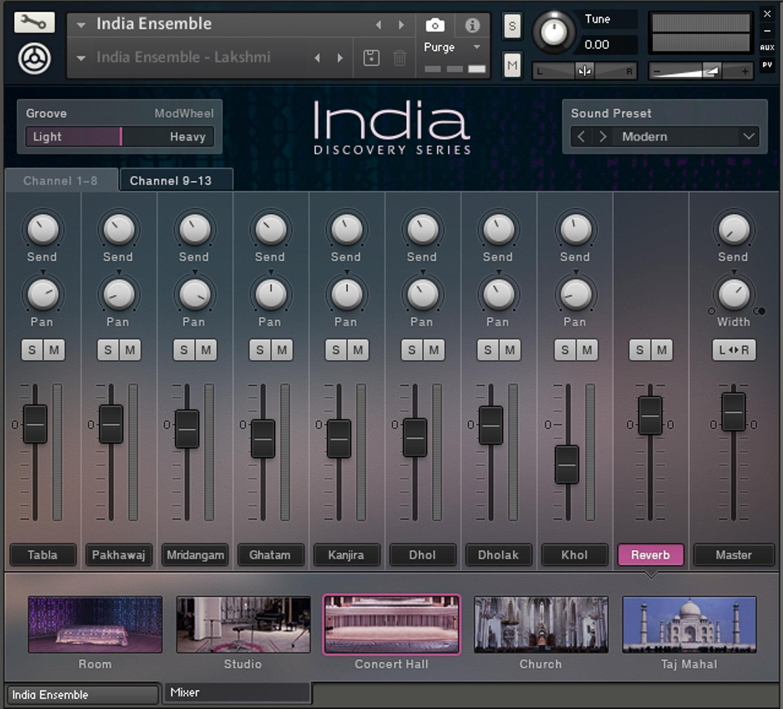 test native instruments india soundlibrary seite 2 von 3. Black Bedroom Furniture Sets. Home Design Ideas