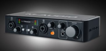 Test: M-Audio M-Track II Plus, Audiointerface