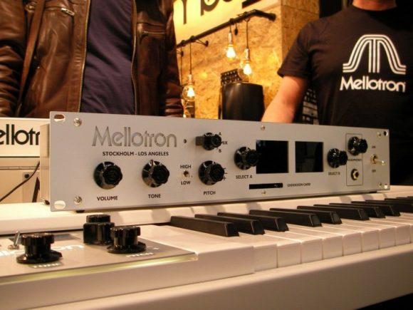 Mellotron Rack Version