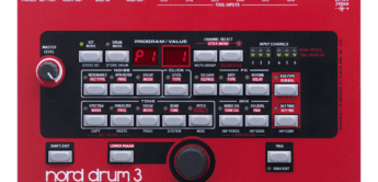 Top News: Clavia Nord Drum 3 & Nord Drum 3P, Drumsynthesizer & Pad