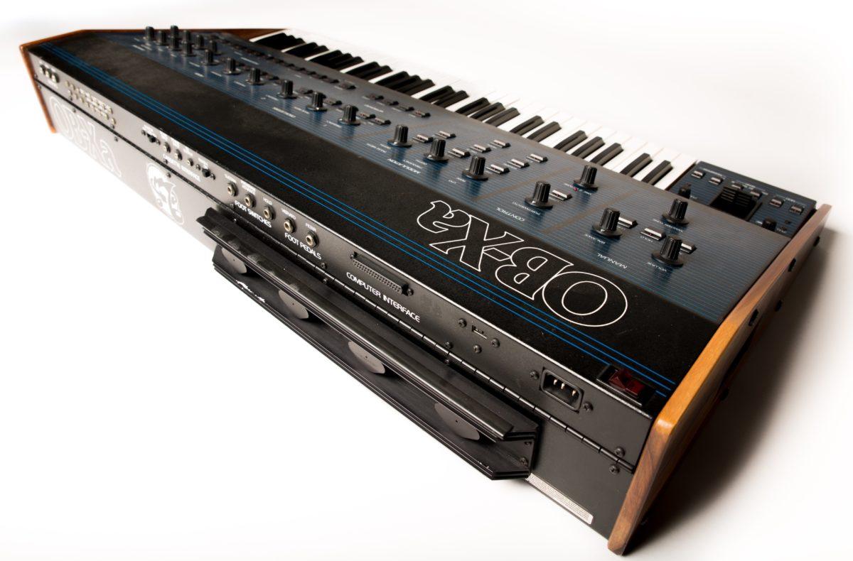 Oberheim OB-Xa 8