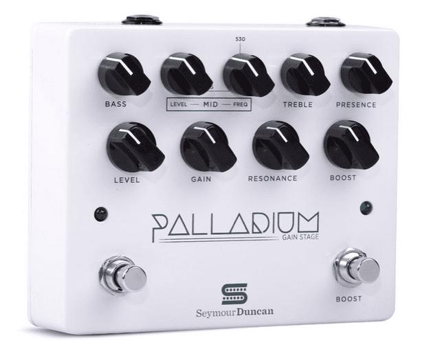 Test: Seymour Duncan Palladium Gain Stage, Effektgerät für Gitarre ...