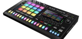 Top News: Pioneer DJ Toraiz SP-16, Perfomance-Sampler/Sequencer