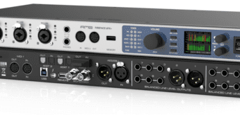 Top News: RME Fireface UFX+, Madiface Pro, ADI-2 Pro, Audiointerface