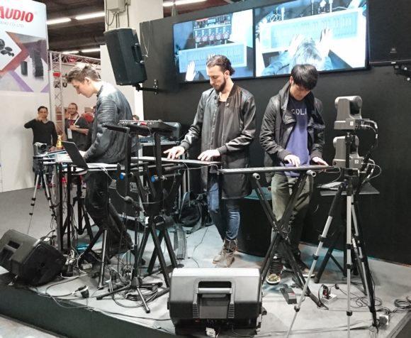 Die Virtuosen von Roli sind bekannt für sehr coole Demos ihres Seaboards