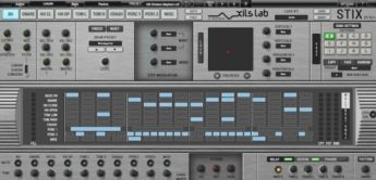 Test: Xils-Lab StiX, Version 1.5 Drum-Synthesizer