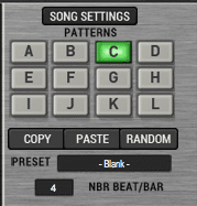 Xils-Lab-StiX_Pattern-select