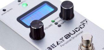 Test: Singular Sound BeatBuddy Mini, Drumcomputer