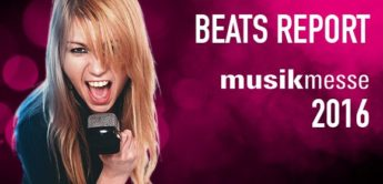 News: Musikmesse 2016 – Beats