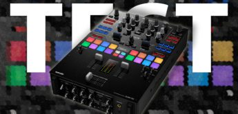 Test: Pioneer DJM-S9, Battle-DJ-Mixer