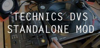 Top News: Technics 1210 MKII Modifikation Part 2