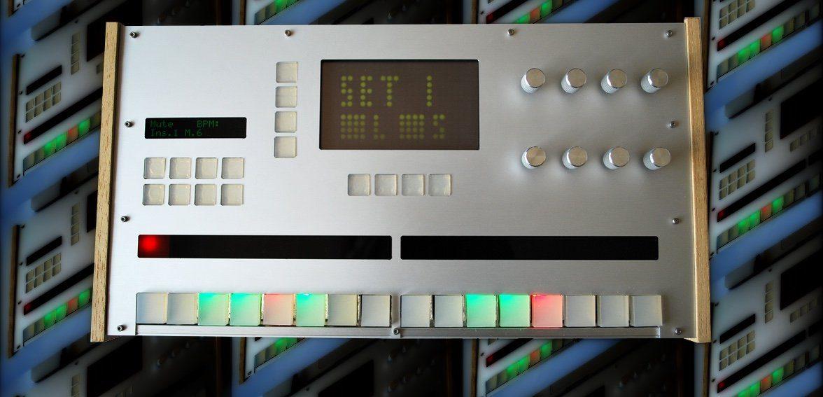 standalone drum machine