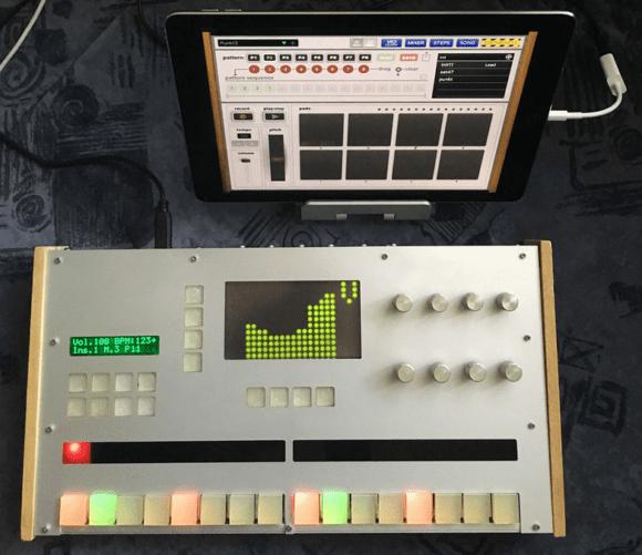 Beats produzieren mit dem iPad