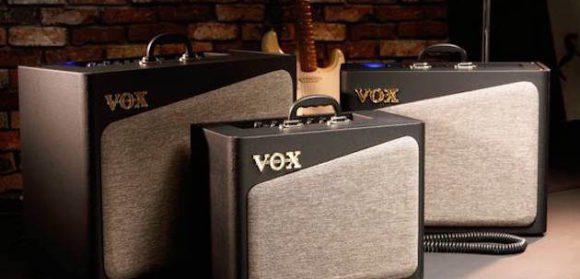 Musikalische Familie Vox AV