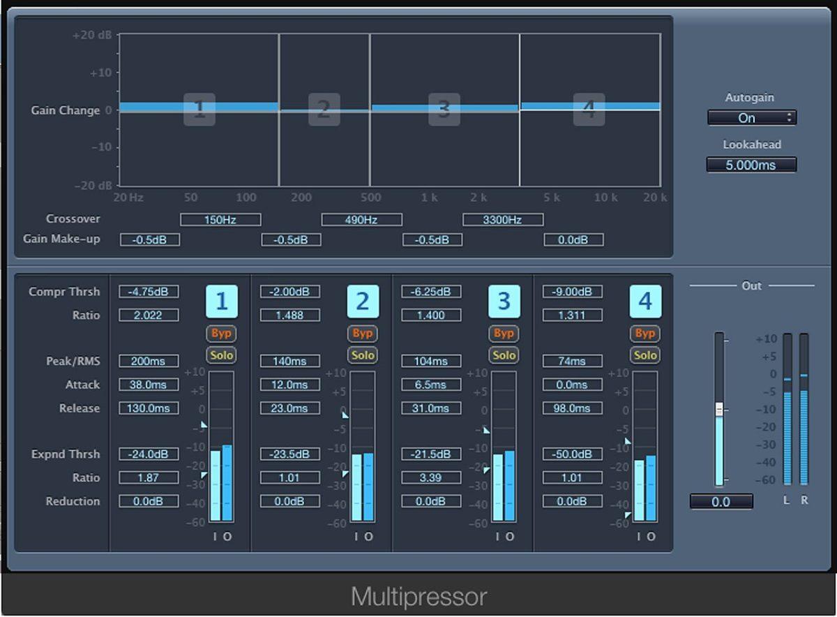 Logic Multipressor
