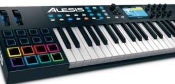 Test: Alesis VX49, USB/MIDI-Controllerkeyboard