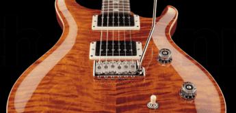 Test: PRS CE 24 Amber, E-Gitarre