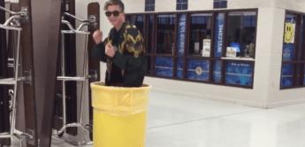 Fun: Boy Chad School Dance
