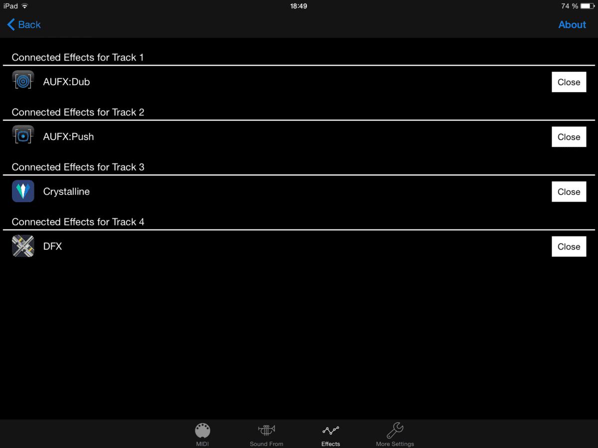 iOS Apps für Produzenten