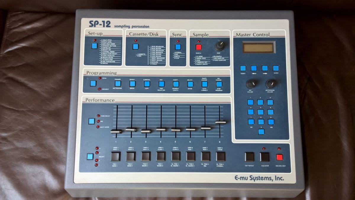 EMU SP-12 5