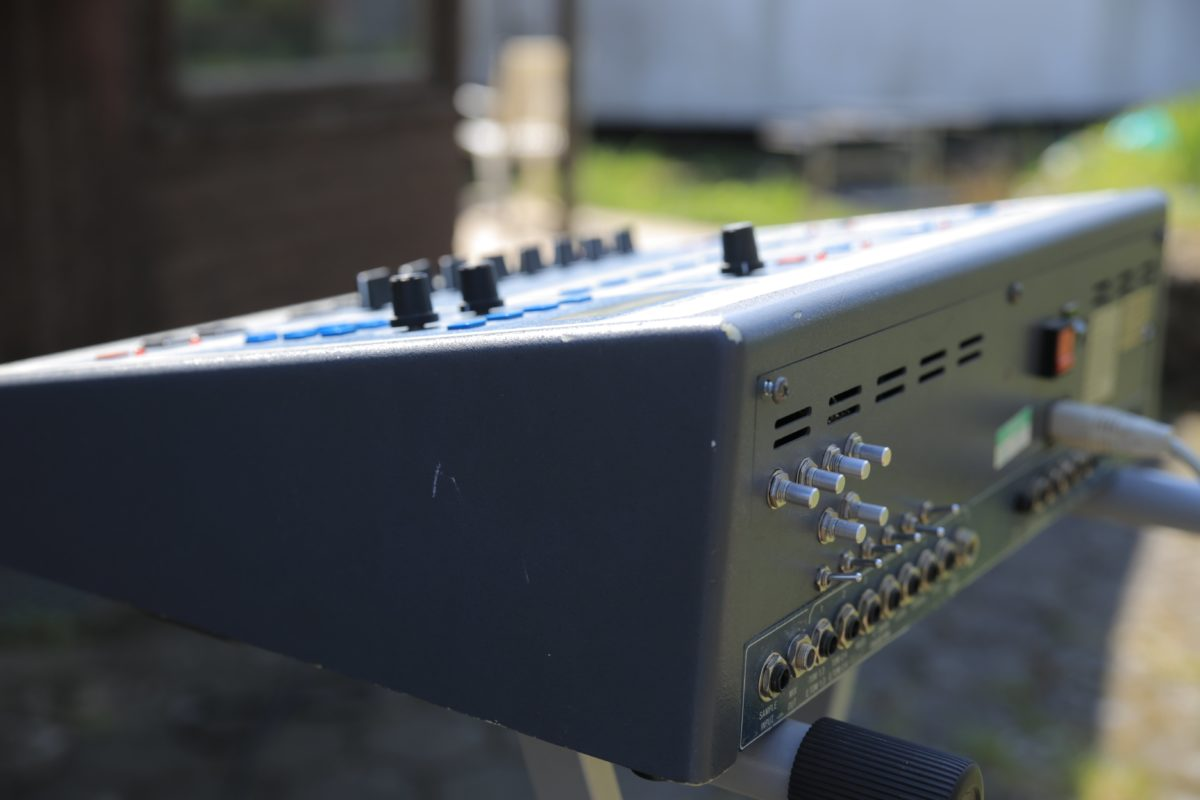 Emu SP-12 Mod 4