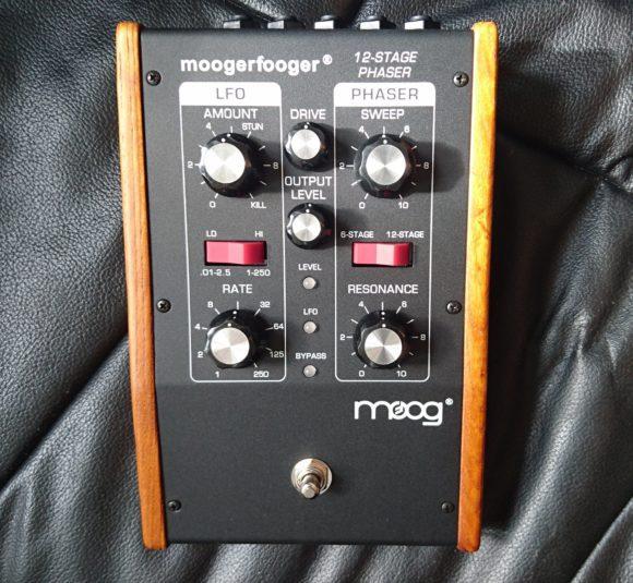 MoogerfoogerX12XStageXPhaserXDraufsicht