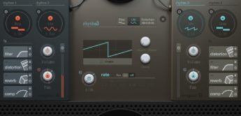 Test: Output Movement, Software Synthesizer