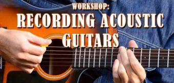 Recording AC Guitar