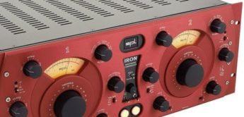 Test: SPL Iron, Röhren Mastering Kompressor