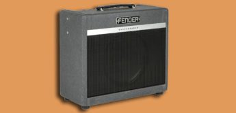 Test: Fender Bassbreaker 15 Combo Gitarrenverstärker