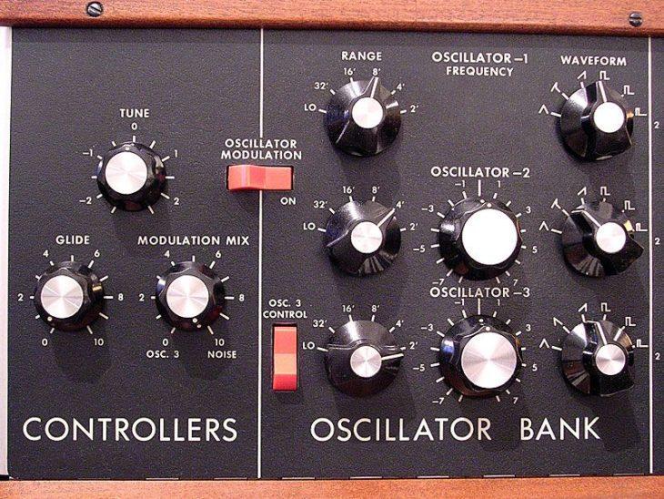 Moog Minimoog, 45 Jahre Synthesizer-Legende