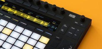 Test: Ableton Push 2, DAW-Controller
