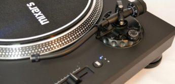 Test: Mixars STA, DJ-Plattenspieler