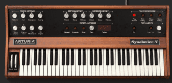 Test: Arturia Synclavier V, Plug-in Synthesizer