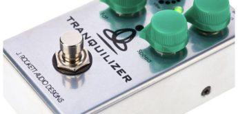 Test: Rockett Tranquilizer, Effektpedal für Gitarre