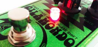 Test: Mr. Black Gilamondo, Effektpedal für Gitarre