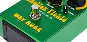 Test: Way Huge Swollen Pickle Jumbo Fuzz MKIIS, Effektpedal für Gitarre