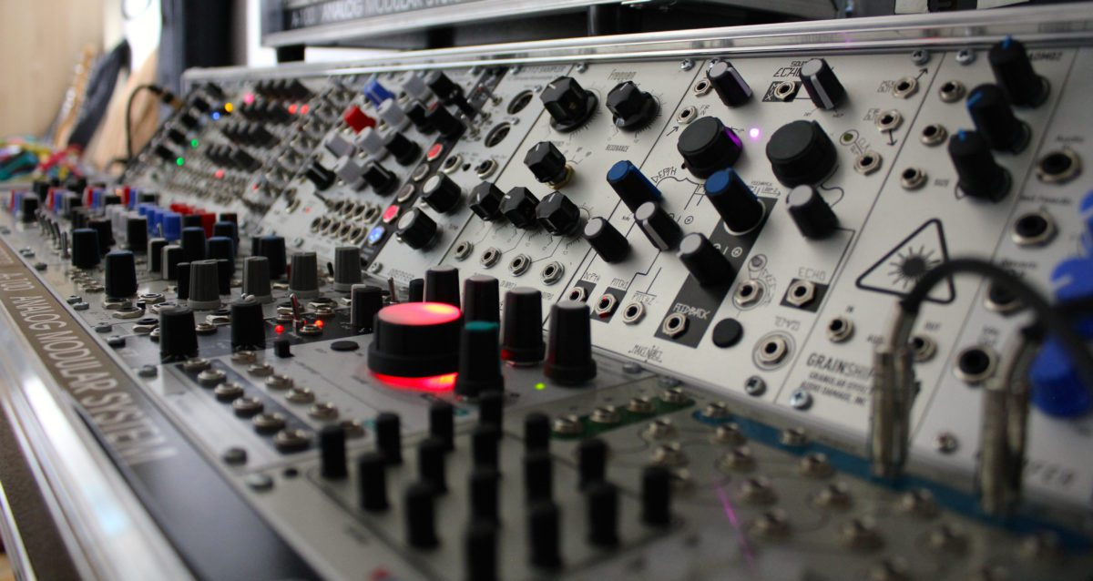 Einstieg Modular Synthesizer